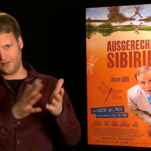 Michael Ebmeyer Autor über das Drehbuchschreiben mit Minu Barati - Interview Poster