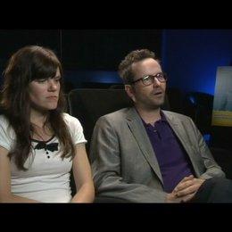 """Kurt Krömer und Fritzi Haberlandt: """"Kein Kurt Krömer Film"""" - Interview Poster"""