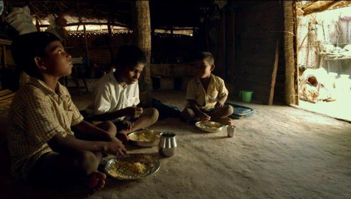Samuel und seine Brüder beim Frühstück - Szene Poster