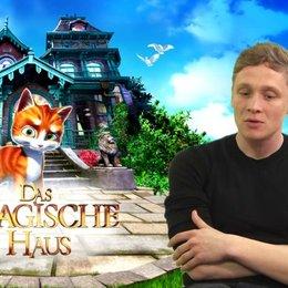 Matthias Schweighöfer - Thunder - über das Synchronisieren - Interview Poster