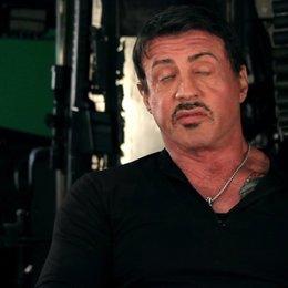 Sylvester Stallone -Barney Ross- über die Geschichte - OV-Interview Poster