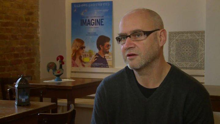 Andrzej Jakimowski - Regisseur - über die Idee zu dem Projekt - OV-Interview Poster