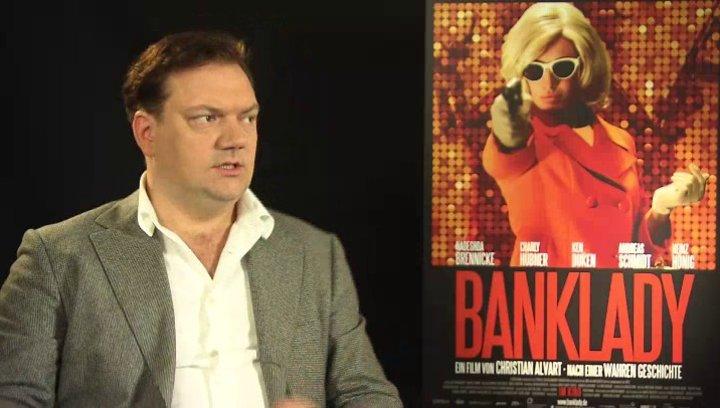 Charly Hübner - Hermann Wittorff - über Moral im Kino - Interview Poster