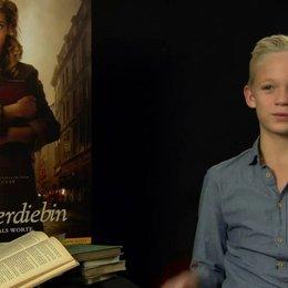 Nico Liersch - Rudi Steiner - über seine Rolle - Interview Poster
