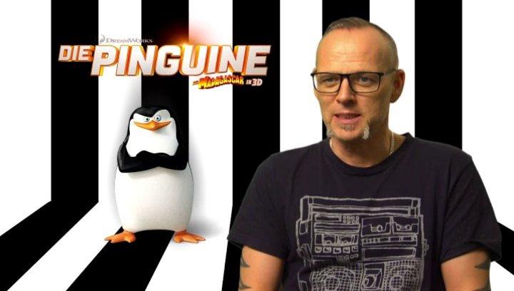 Thomas D - Kowalski - über die Pinguine im Film - Interview Poster