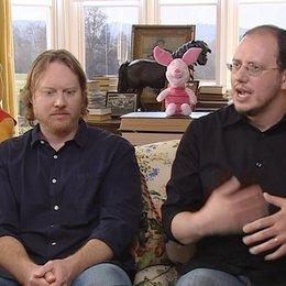 Stephen Anderson und Don Hall (Regie) über die Geschichte - OV-Interview Poster