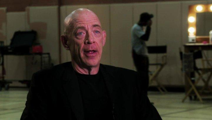 J K Simmons über die Musik im Film - OV-Interview Poster