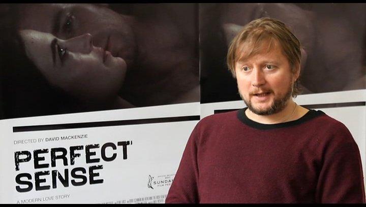 David Mackenzie -Regisseur- über die Darsteller - OV-Interview Poster