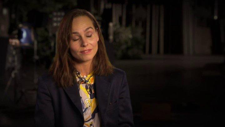 Tara Fitzgerald über die Arbeit mit Ridley Scott - OV-Interview Poster