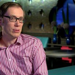 Stephen Merchant (Danny) über Dan Mazer und seine Rolle - OV-Interview Poster