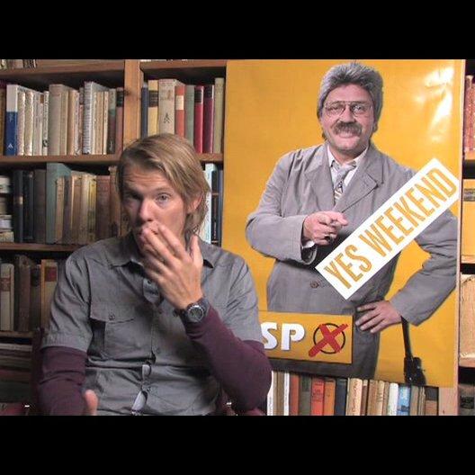 Simon Gosejohann stellt sich vor - Interview Poster