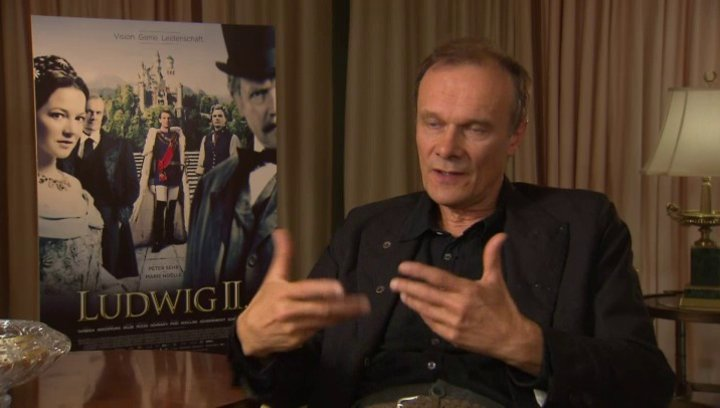 Edgar Selge über das Verhältnis von König Ludwig zu Richard Wagner - Interview Poster