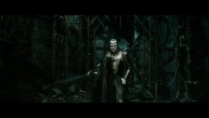 Der Hobbit Die Schlacht der fünf Heere (2) - Trailer Poster
