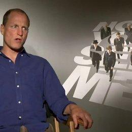 Woody Harrelson - Merritt McKinney - wem der Film gefallen wird - OV-Interview Poster