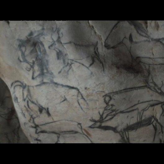 Die Entdeckung der Höhle - Szene Poster