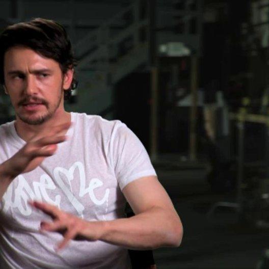 James Franco über die verschiedenen Elemente des Films - OV-Interview Poster