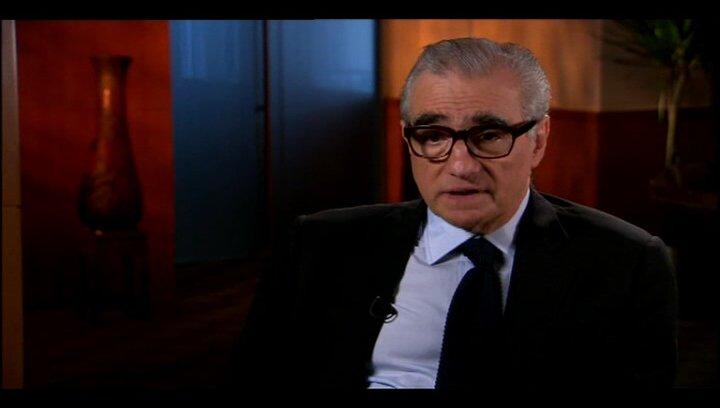 Martin Scorsese über Dennis Lahane - OV-Interview Poster