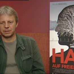 Andreas Dresen über Steffi Kühnert und Milan Peschel - Interview Poster
