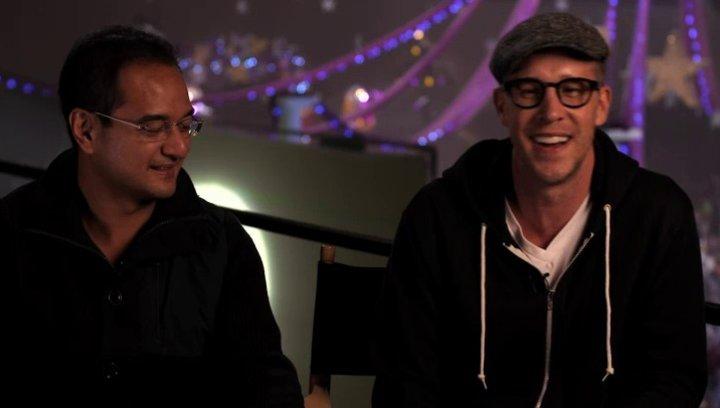 Riza Aziz und Joey McFarland über das Liebenswerte an Harry und Lloyd - OV-Interview Poster