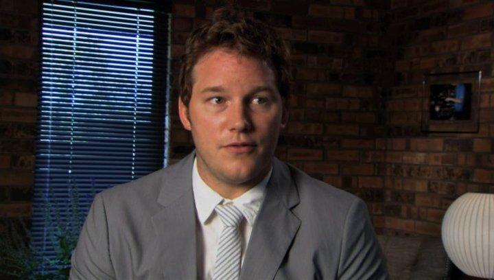 Chris Pratt über das Thema des Films - OV-Interview Poster