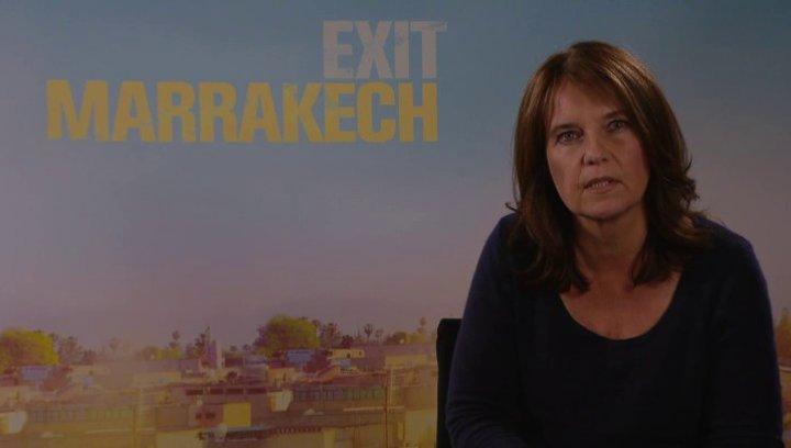 Caroline Link - Regisseurin - über Samuel Schneider - Interview Poster