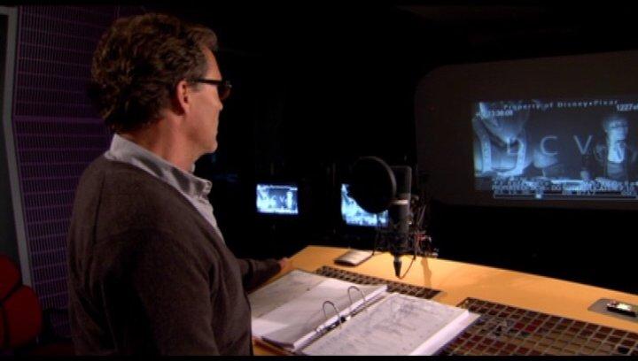 Im Synchronstudio / CHRISTIAN TRAMITZ / Ken - Making Of Poster