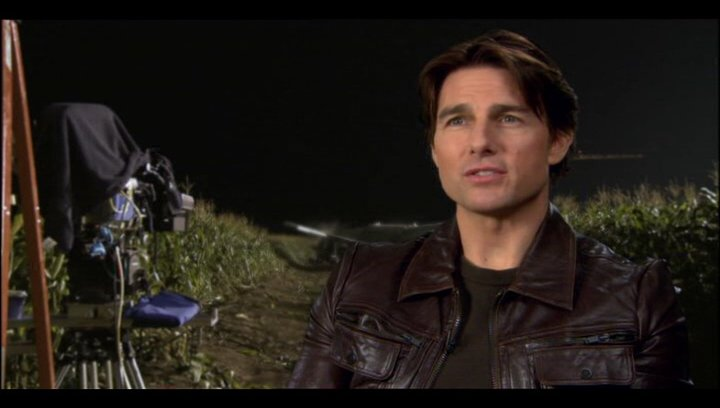 Tom Cruise über seine Beziehung zu Cameron Diaz - OV-Interview Poster