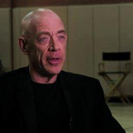 J K Simmons über die Beziehung zwischen Fletcher und Andrew - OV-Interview Poster