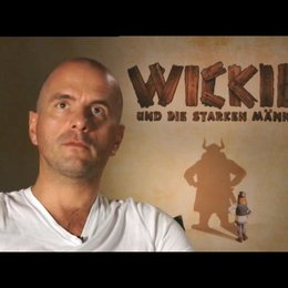Christoph Maria Herbst über die Adaption von Wickie als Kinofilm - Interview Poster