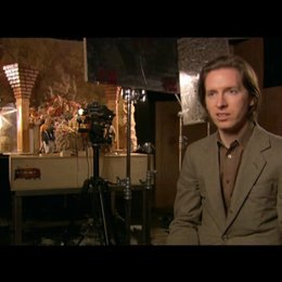 Wes Anderson über Roald Dahls Buch - OV-Interview Poster