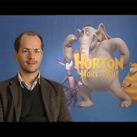 Interview mit Christoph M. Herbst Poster