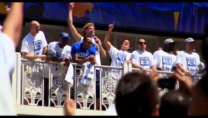 "Der NBA-Titel 2011 - ""We are the Champions"" - OV-Featurette Poster"