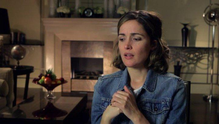 Rose Byrne über die Geschichte des Films - OV-Interview Poster