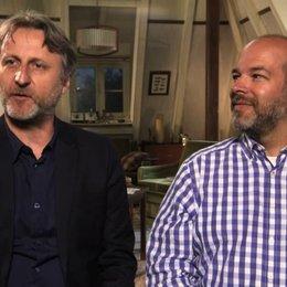 Philipp Budweg und Robert Marciniak über den gemeinsamen Fall von Rico und Oskar - Interview Poster