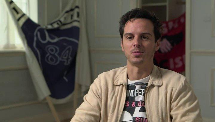 Andrew Scott - Gethin - über seine Rolle - OV-Interview Poster