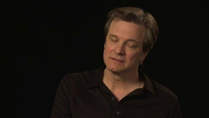Colin Firth (Eric Lomax) über seine Vorkenntnisse von der Geschichte, über seine Rolle, über den Versuch, Nicole Kidman an Bord zu holen - OV-Intervie Poster