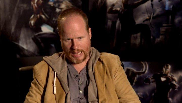 Joss Whedon - Regisseur über Tom Hiddleston als Loki - OV-Interview Poster
