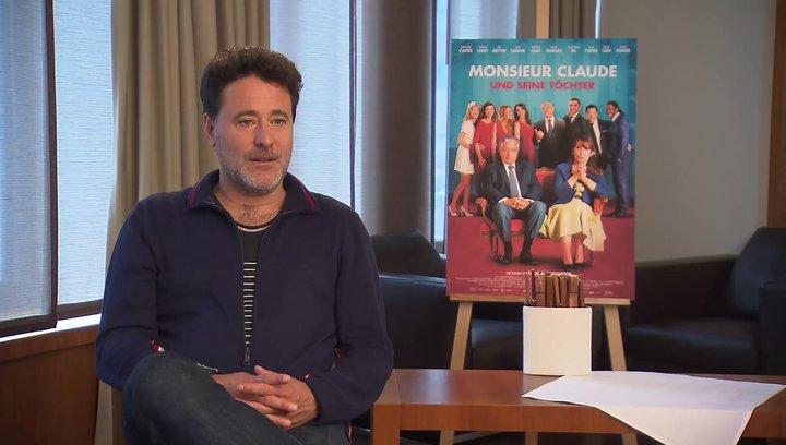 Philippe de Chauveron (Regisseur) - OV-Interview Poster