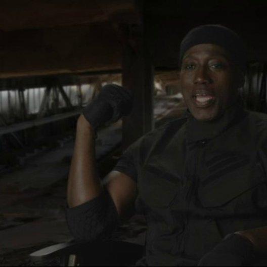 Wesley Snipes - Doc - über die Besetzung - OV-Interview Poster