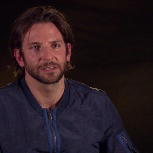 Bradley Cooper - Avery - über die Zusammenarbeit mit Derek Cianfrance - OV-Interview Poster