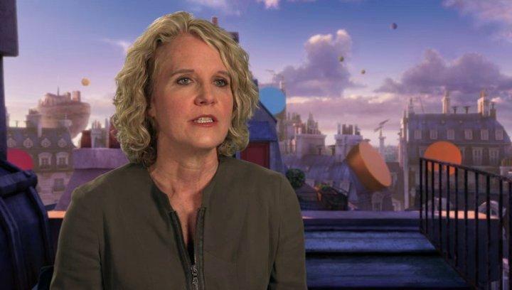 Suzanne Buirgy über die Arbeit mit Regisseur Tim Johnson - OV-Interview Poster
