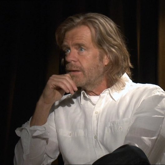 "William H. Macy - ""Father Brendan"" über ""Mark O'Brien"" - OV-Interview Poster"