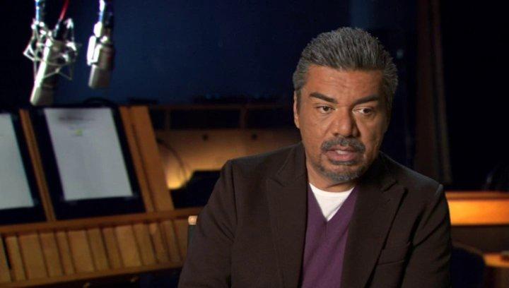 George Lopez - Rafael - über die Lehre des Films - OV-Interview Poster