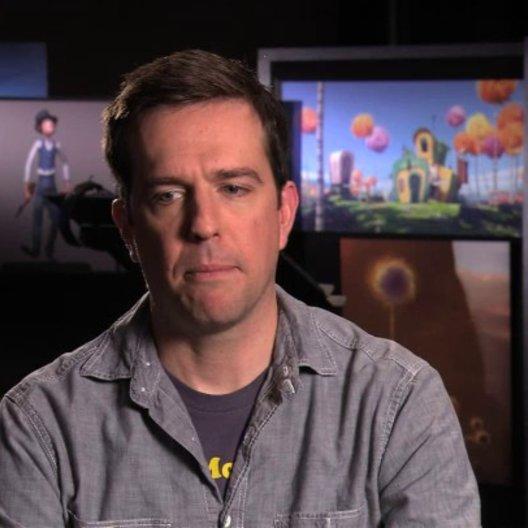 Ed Helms über seine Recherchen für die Rolle - OV-Interview Poster