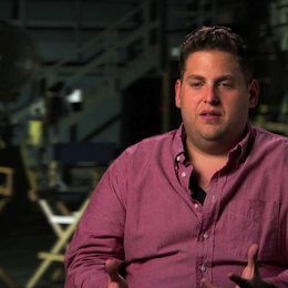 Jonah Hill über den Film - OV-Interview Poster