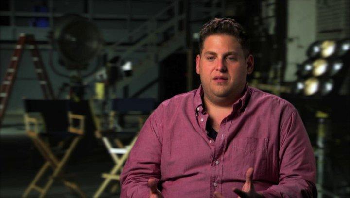 Jonah Hill über den Film - OV-Interview Poster