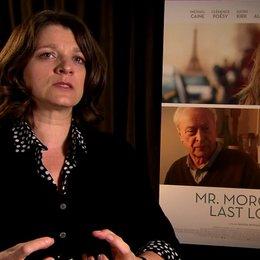 Sandra Nettelbeck - Regisseurin - über  die Begegnung von Matthew und Pauli - OV-Interview Poster