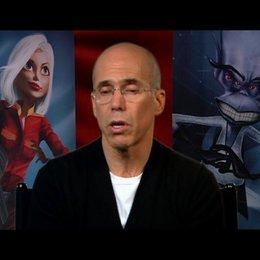 Jeffrey Katzenberg / über die Auswirkungen von 3D auf die Filmbranche - OV-Interview Poster