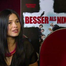 Anna Fischer (Sarah) über Wer ist Sarah - Interview Poster