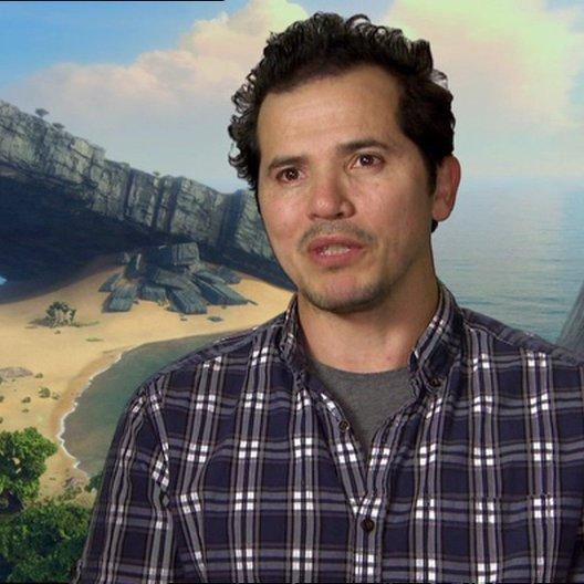 John Leguizamo über die neuen Schauspieler im Film - OV-Interview Poster